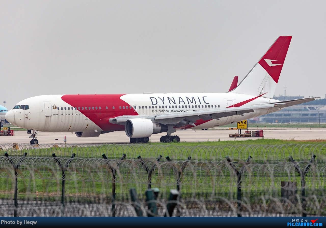 [PEK]美国动力航空767-200 BOEING 767-200  首都国际机场
