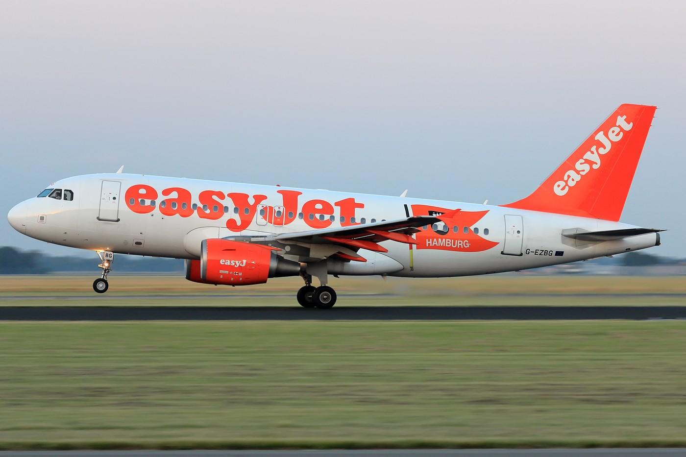 Re:[原创]【AMS】傍晚小动感一组 AIRBUS A319-100 G-EZBG 荷兰阿姆斯特丹史基浦机场
