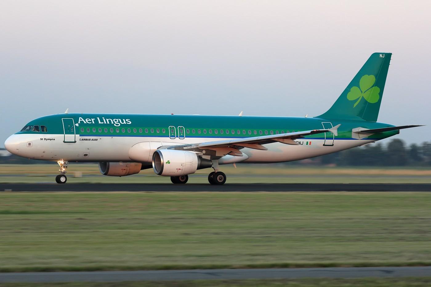 Re:[原创]【AMS】傍晚小动感一组 AIRBUS A320-200 EI-FNJ 荷兰阿姆斯特丹史基浦机场