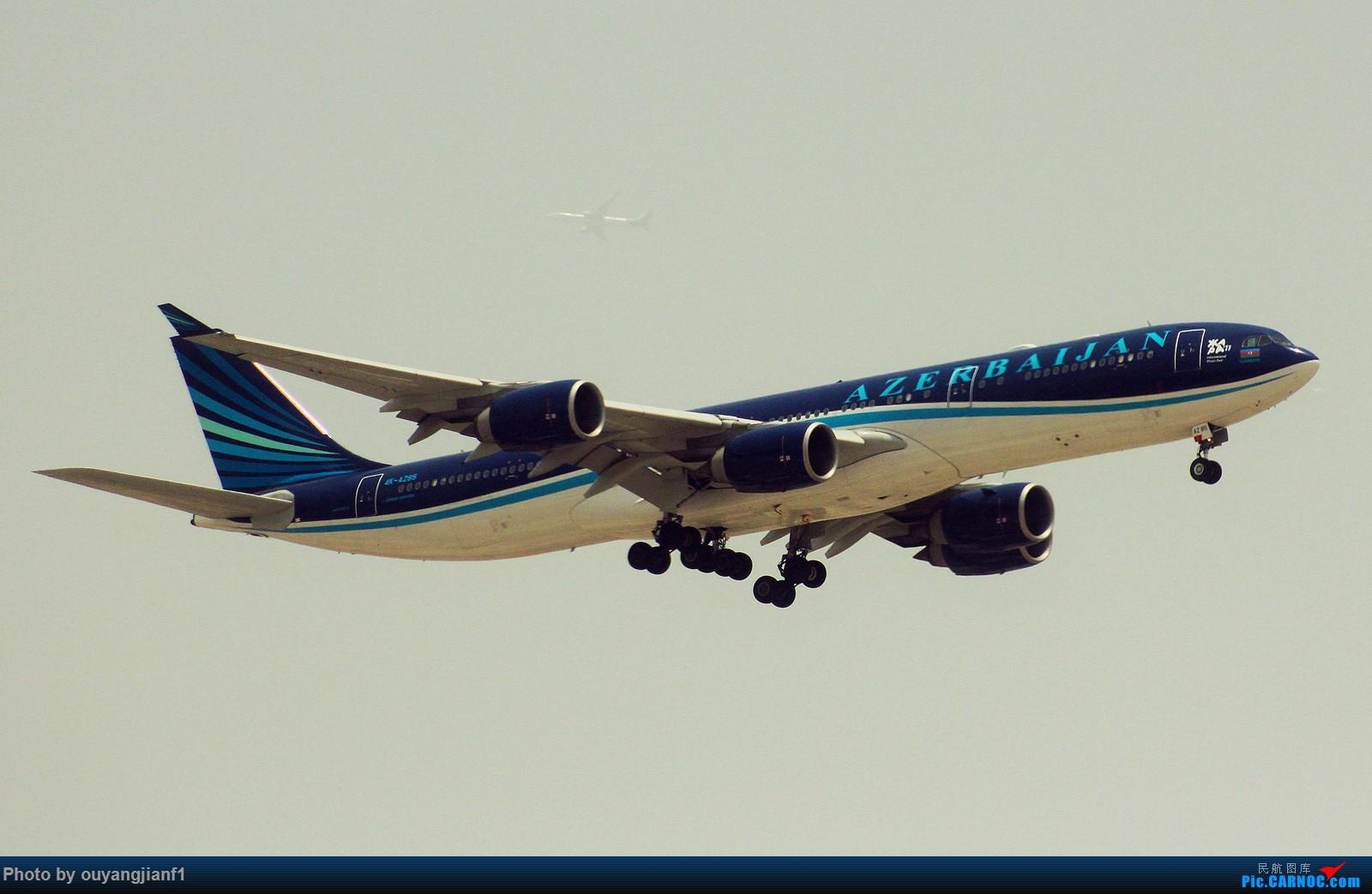 Re:[原创]很多年没有来贴图区了,记一次本不在计划中的迪拜拍机之行,在漫天黄沙中EK的380和777真的看到吐血.... AIRBUS A340-500 4K-AZ85 阿拉伯联合酋长国迪拜国际机场