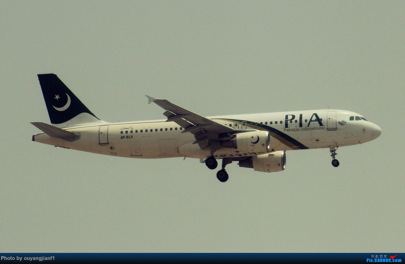 Re:[原创]很多年没有来贴图区了,记一次本不在计划中的迪拜拍机之行,在漫天黄沙中EK的380和777真的看到吐血.... AIRBUS A320-200 AP-BLV 阿拉伯联合酋长国迪拜国际机场