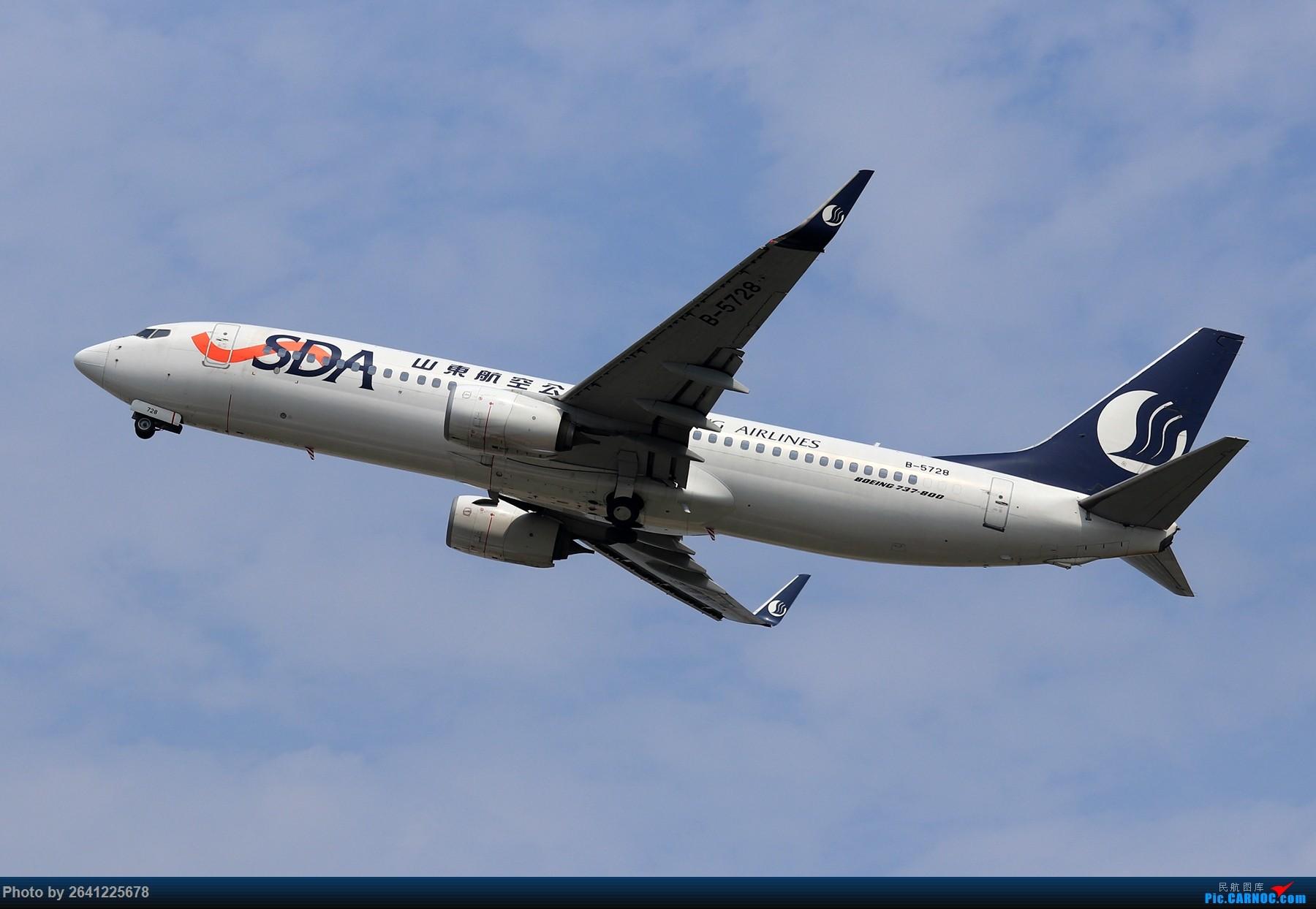 Re:[原创]【ZBAA】轻霾去拍机 BOEING 737-800 B-5728 中国北京首都国际机场
