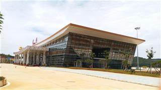 Re:云南普洱的边陲机场-澜沧景迈机场