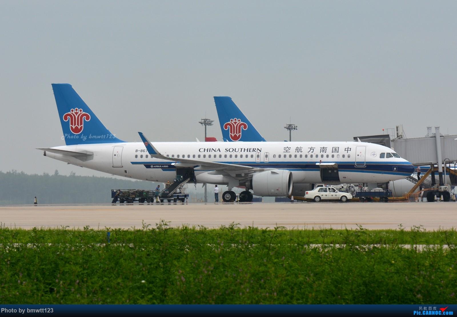Re:[原创]【SHE沈阳】桃仙地面一组(45图)自带地景! AIRBUS A320NEO B-8671 中国沈阳桃仙国际机场