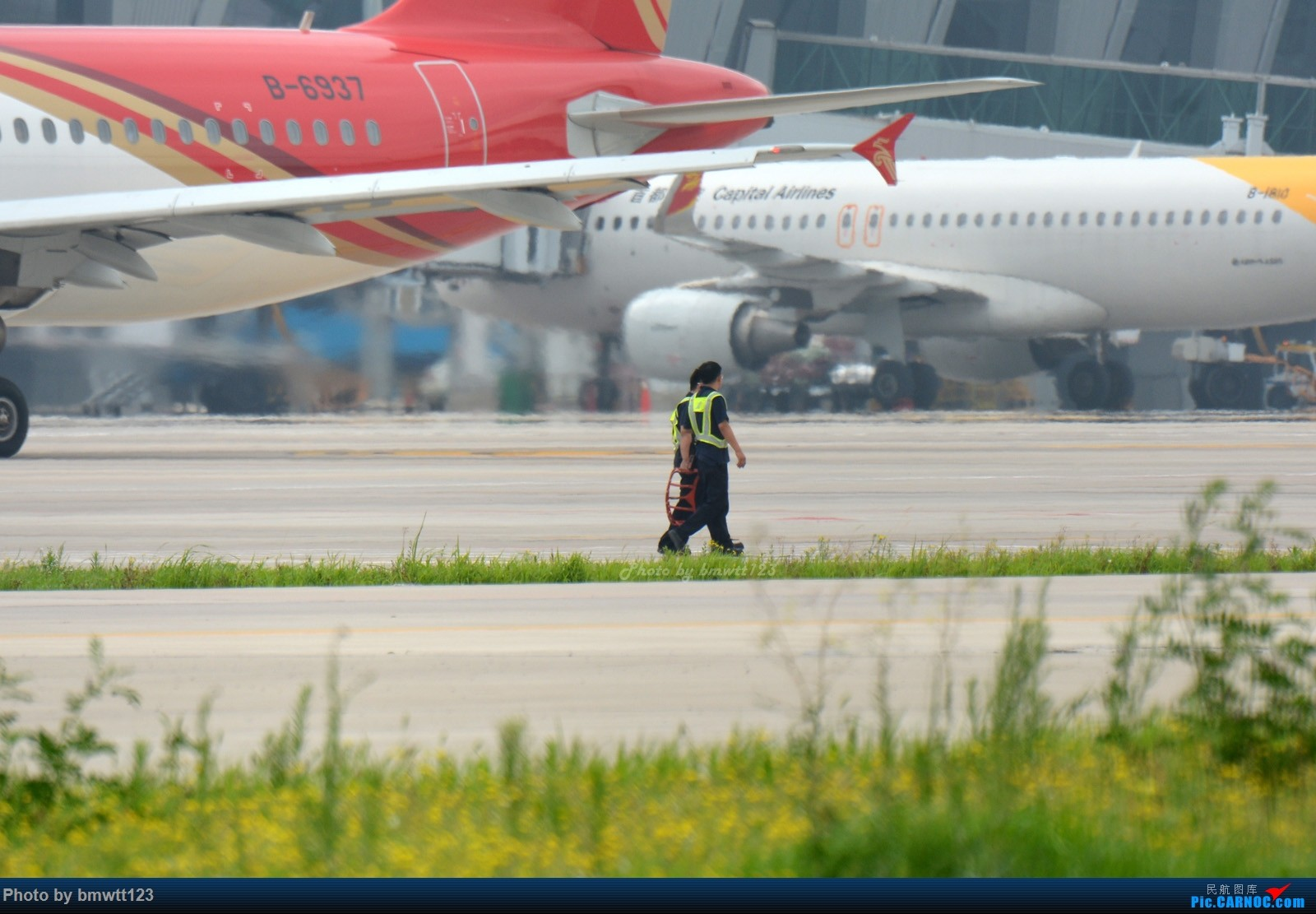 Re:[原创]【SHE沈阳】桃仙地面一组(45图)自带地景! AIRBUS A320NEO B-8671 中国沈阳桃仙国际机场  地面服务