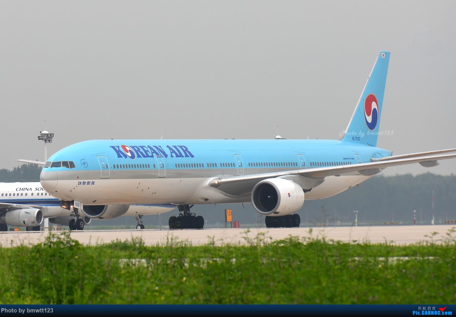Re:[原创]【SHE沈阳】桃仙地面一组(45图)自带地景! 773 HL7533 中国沈阳桃仙国际机场