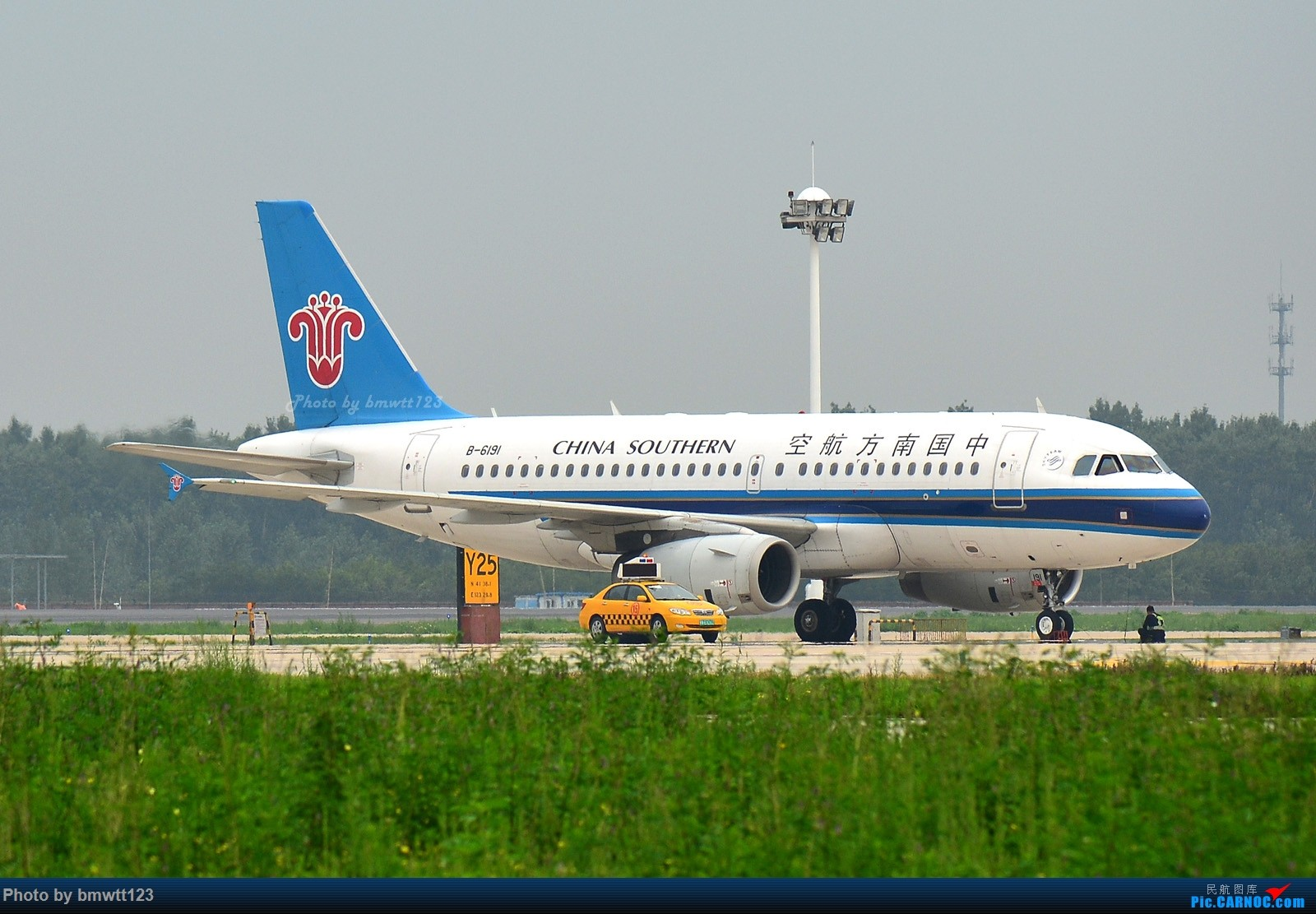 Re:[原创]【SHE沈阳】桃仙地面一组(45图)自带地景! AIRBUS A319-100 B-6191 中国沈阳桃仙国际机场