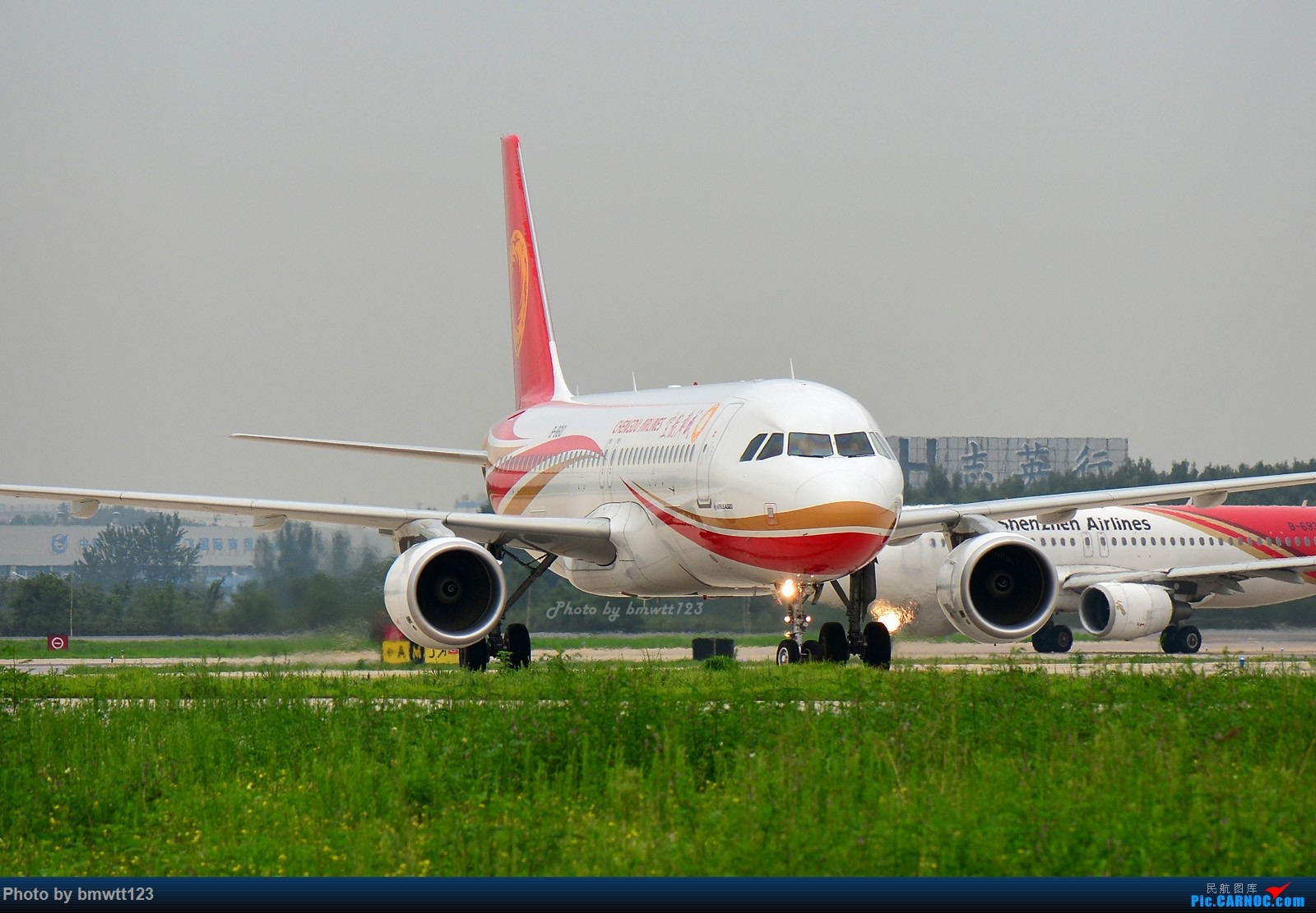 Re:[原创]【SHE沈阳】桃仙地面一组(45图)自带地景! AIRBUS A320-200 B-8610 中国沈阳桃仙国际机场
