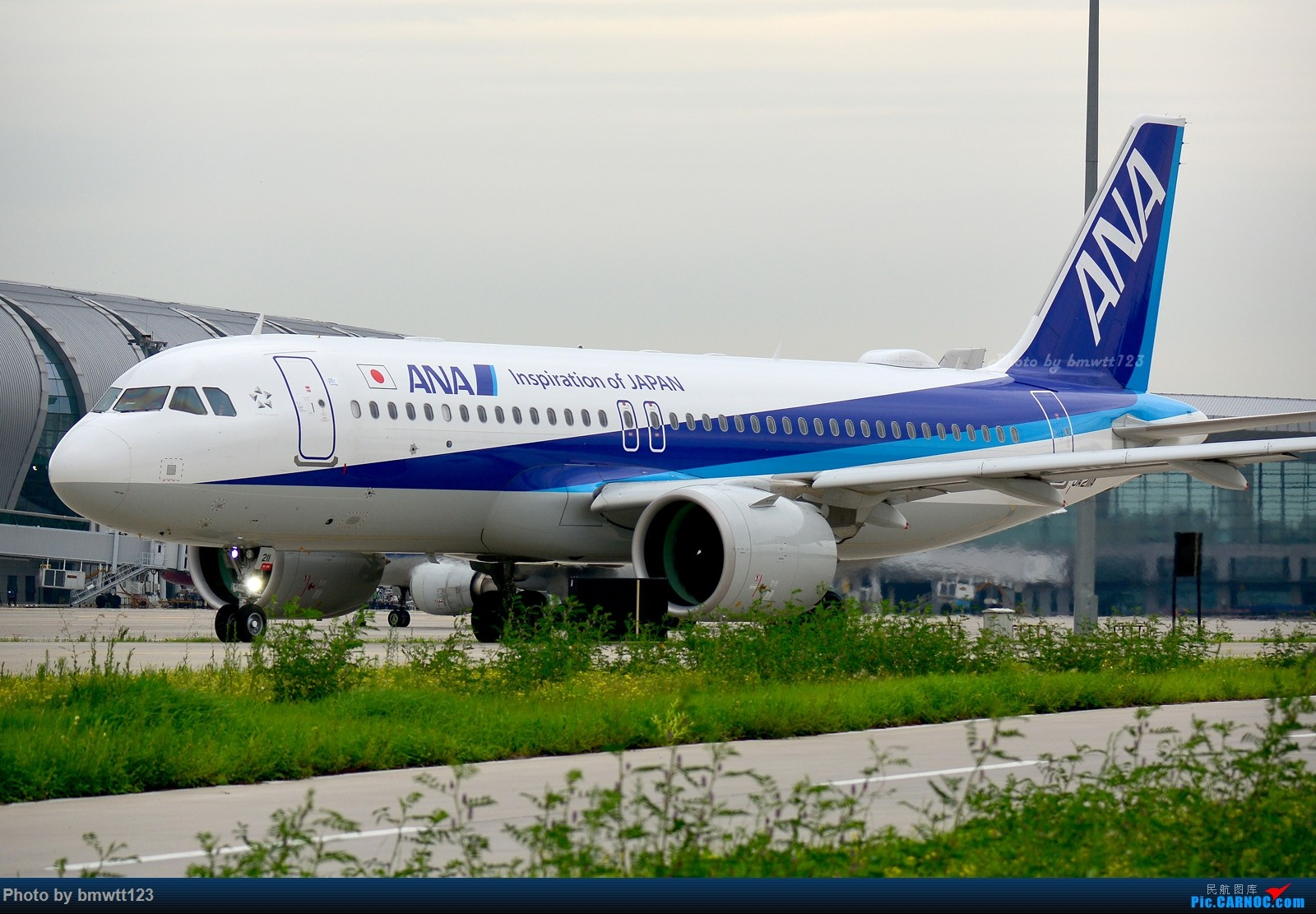 Re:[原创]【SHE沈阳】桃仙地面一组(45图)自带地景! AIRBUS A320NEO JA211A 中国沈阳桃仙国际机场