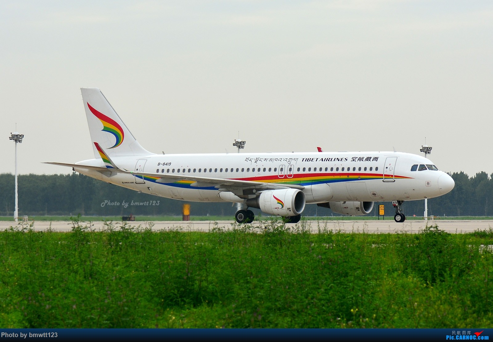 Re:[原创]【SHE沈阳】桃仙地面一组(45图)自带地景! AIRBUS A320-200 B-8419 中国沈阳桃仙国际机场