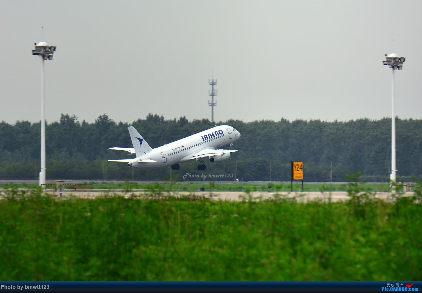 Re:[原创]【SHE沈阳】桃仙地面一组(45图)自带地景! SSJ100 RA-89075 中国沈阳桃仙国际机场