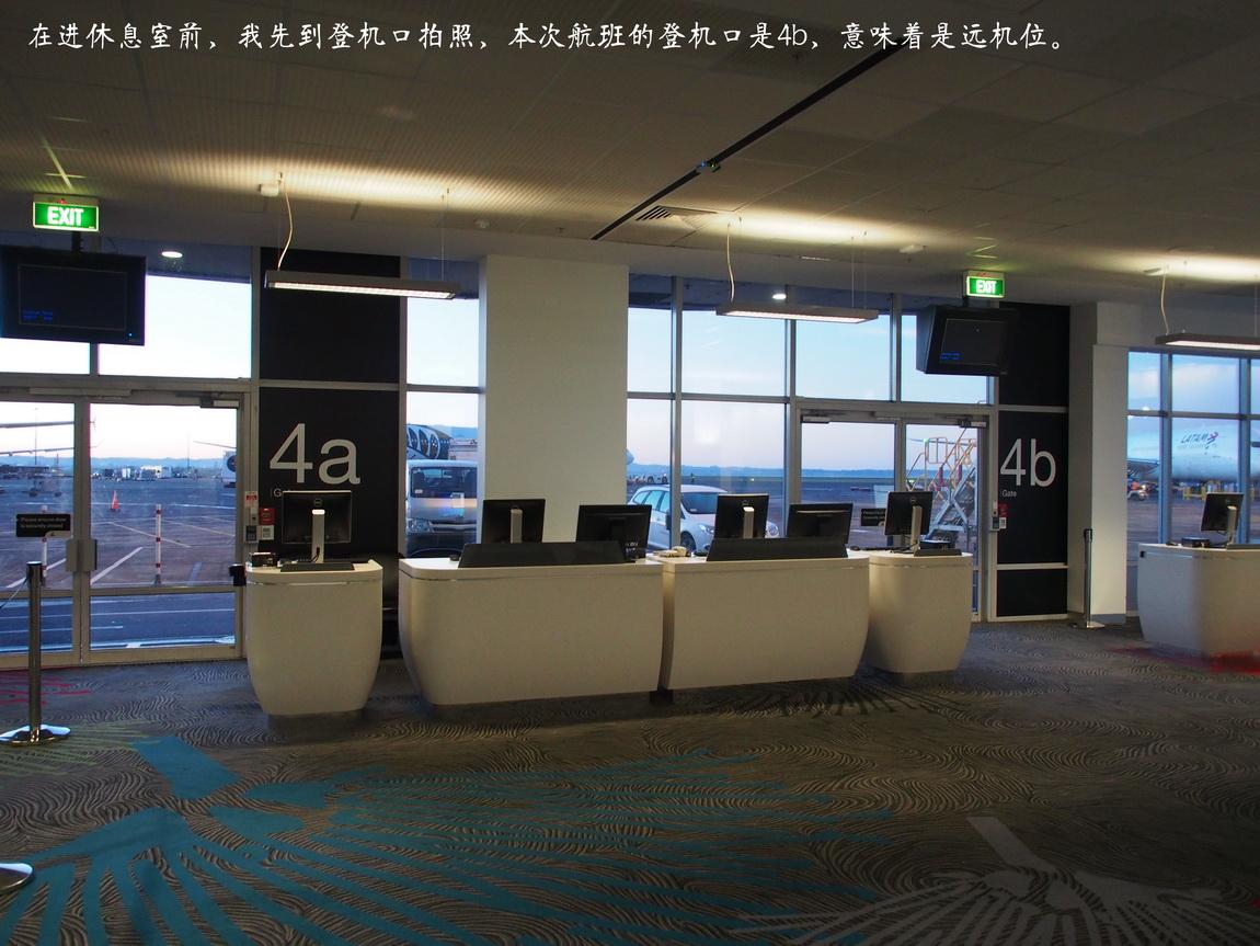 【fskjx的飞行游记☆53】相遇是奇迹·奥克兰    新西兰奥克兰机场