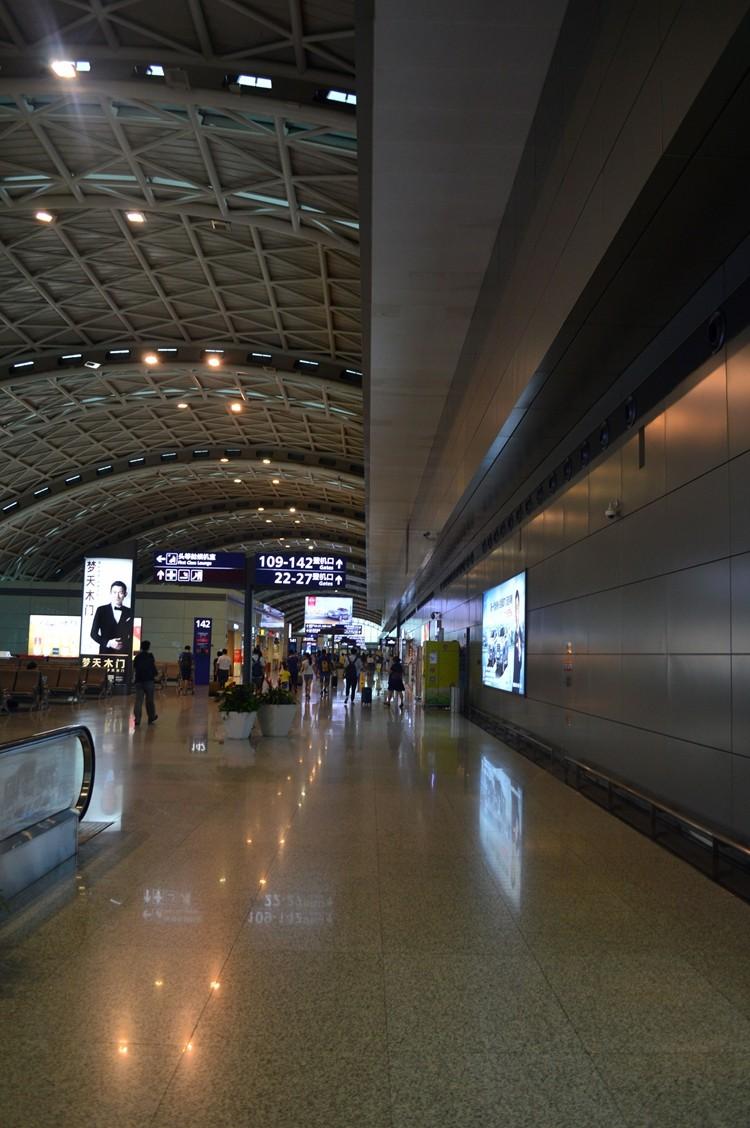 [原创][Stan游记]南京、苏州、上海三地联游,空铁联程 附flight log    中国成都双流国际机场