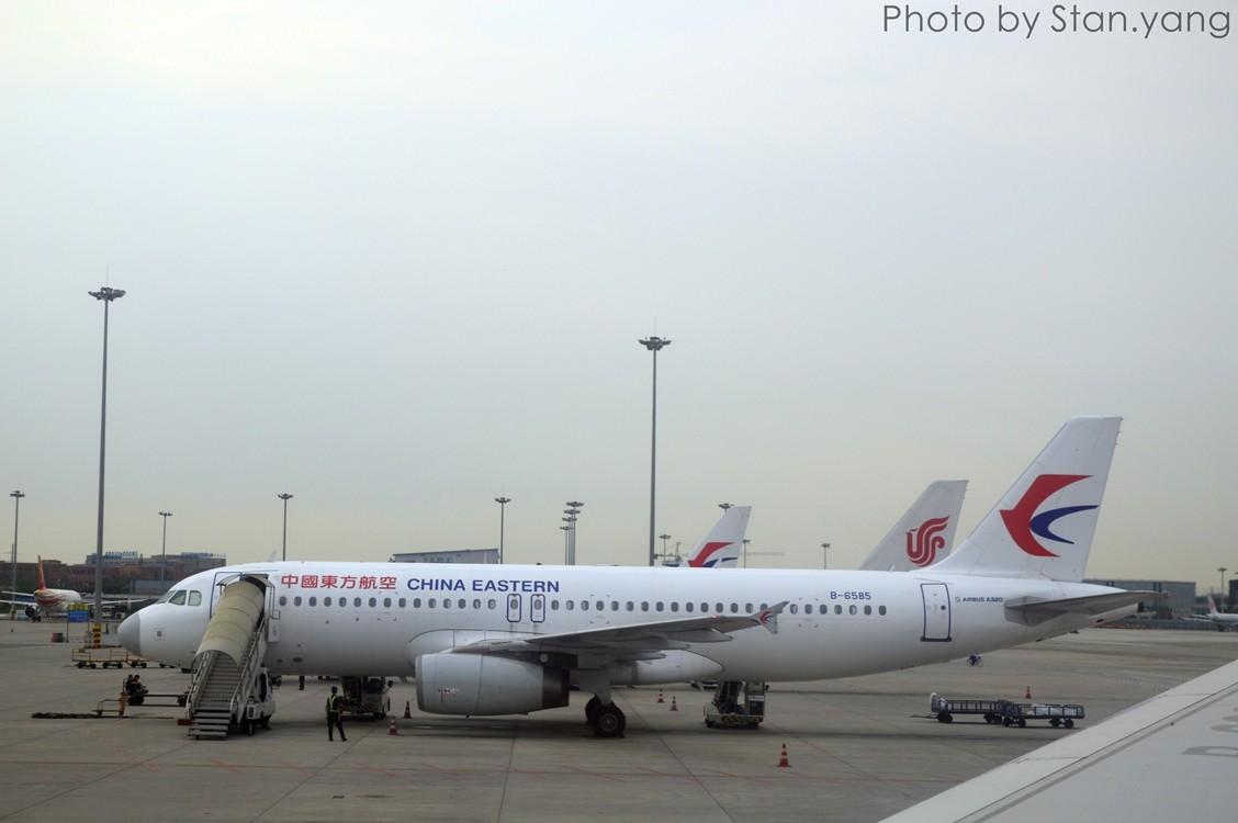 Re:[原创][Stan游记]南京、苏州、上海三地联游,空铁联程 附flight log AIRBUS A320-200 B-6585 中国成都双流国际机场