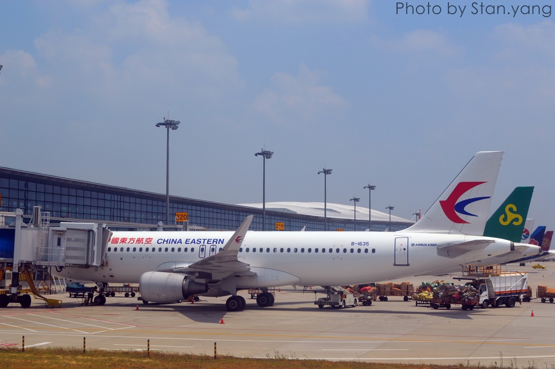 Re:[原创][Stan游记]南京、苏州、上海三地联游,空铁联程 附flight log AIRBUS A320-200 B-1635 中国南京禄口国际机场