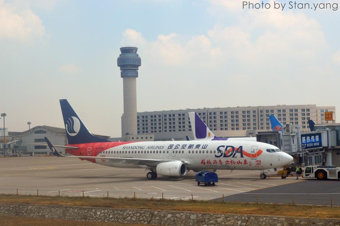 Re:[原创][Stan游记]南京、苏州、上海三地联游,空铁联程 附flight log BOEING 737-800 B-5785 中国南京禄口国际机场