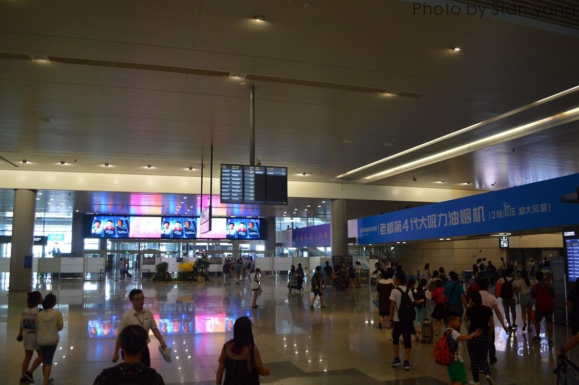 Re:[原创][Stan游记]南京、苏州、上海三地联游,空铁联程 附flight log    中国南京禄口国际机场