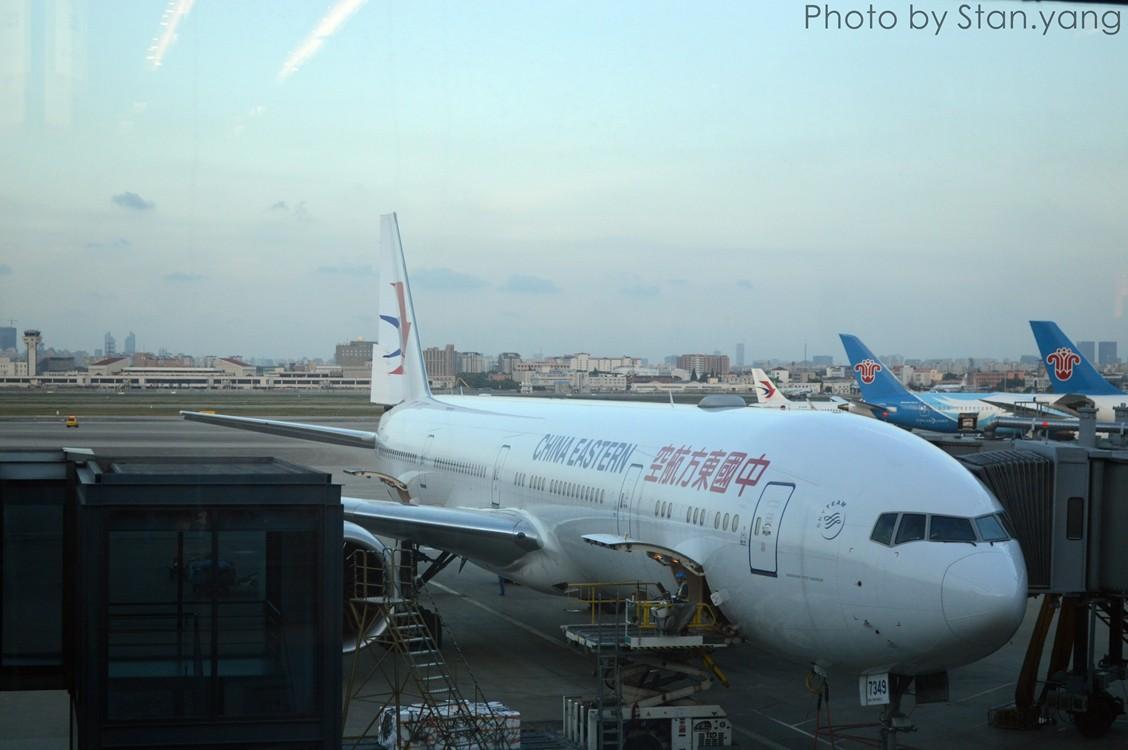 Re:[原创][Stan游记]南京、苏州、上海三地联游,空铁联程 附flight log BOEING 777-300ER B-7349 中国上海虹桥国际机场