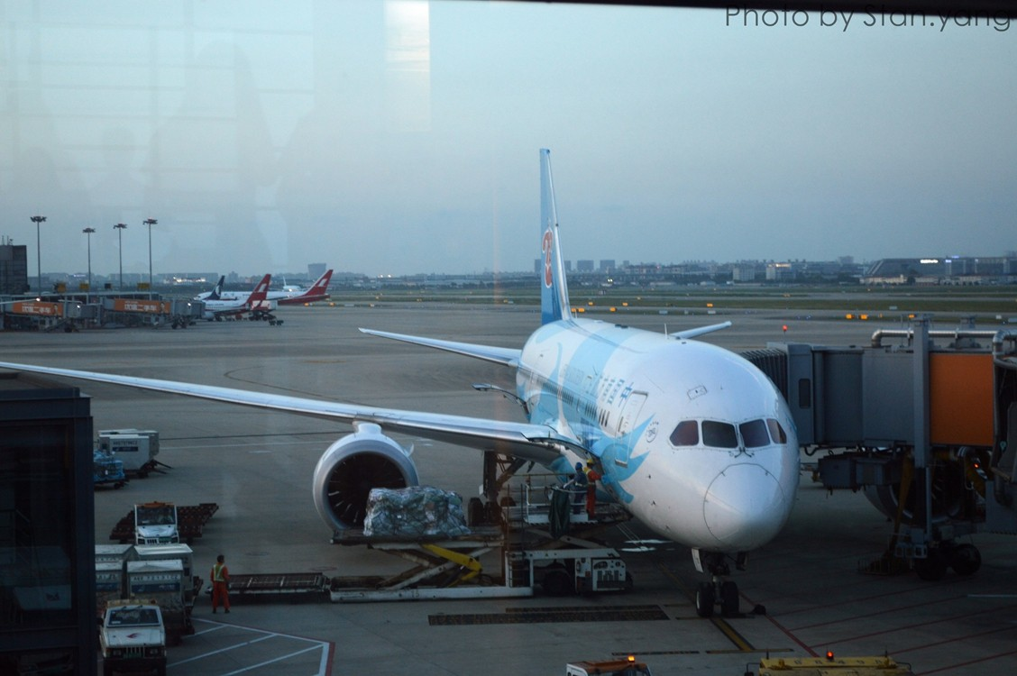Re:[原创][Stan游记]南京、苏州、上海三地联游,空铁联程 附flight log BOEING 787-8