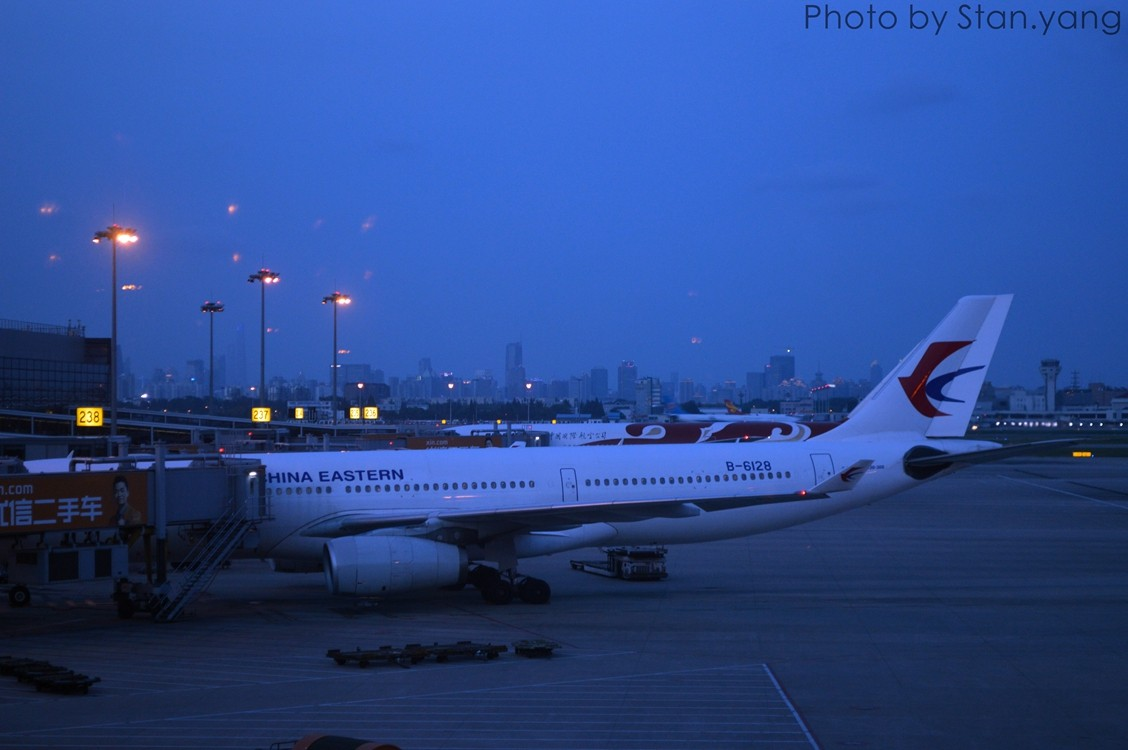 Re:[原创][Stan游记]南京、苏州、上海三地联游,空铁联程 附flight log AIRBUS A330-300 B-6128 中国上海虹桥国际机场