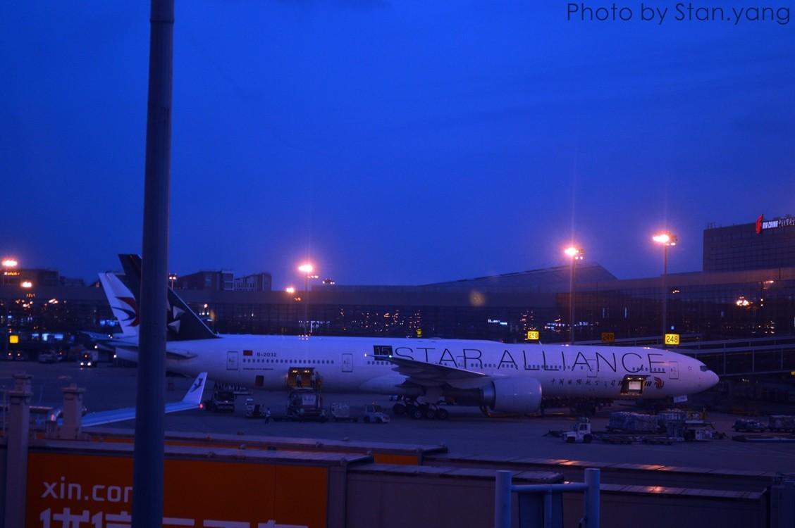 Re:[原创][Stan游记]南京、苏州、上海三地联游,空铁联程 附flight log BOEING 777-300ER B-2032 中国上海虹桥国际机场