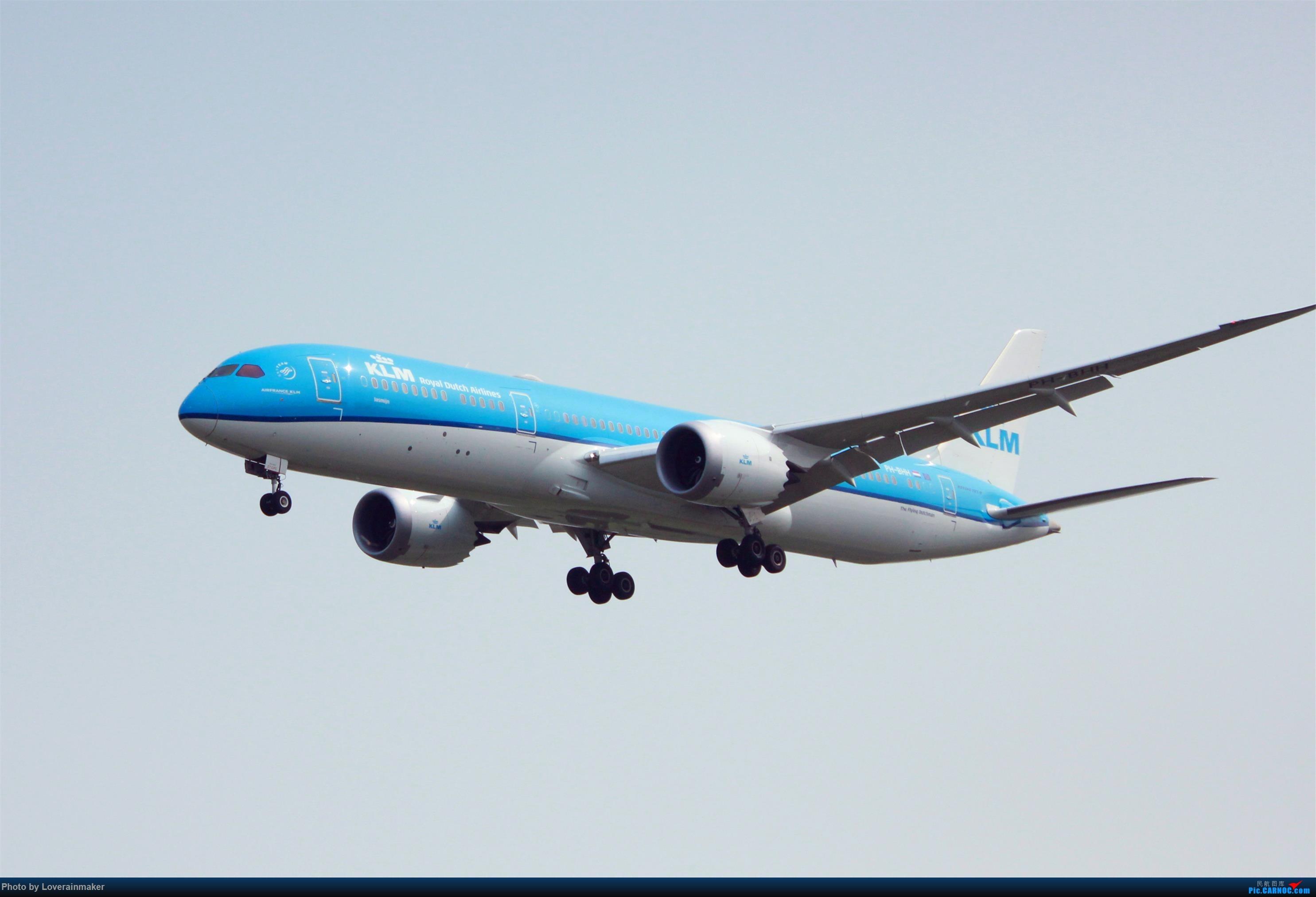 Re:[原创]HGH 杭州萧山国际机场 25 跑道头拍机 BOEING 787-9  中国杭州萧山国际机场