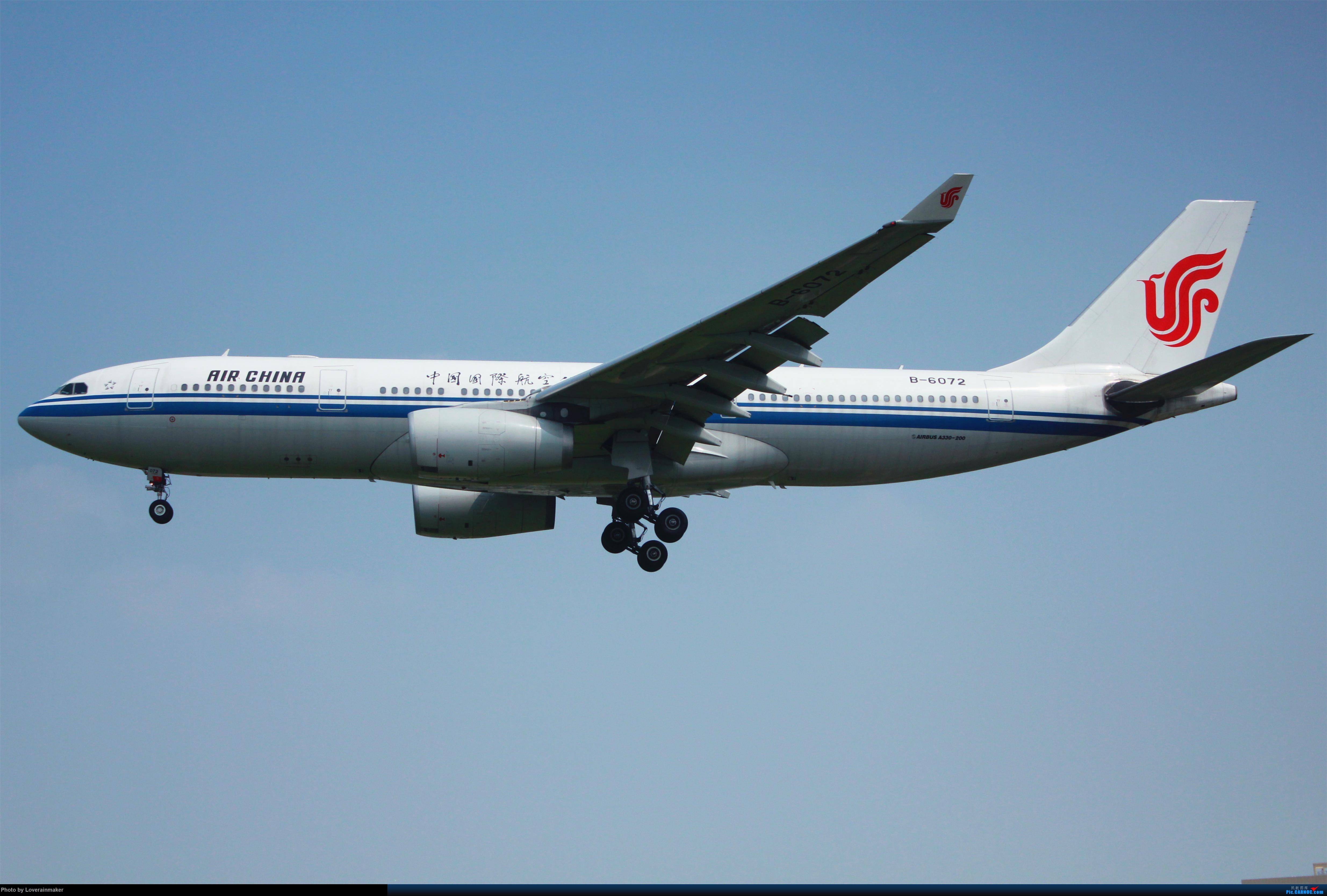 Re:[原创]HGH 杭州萧山国际机场 25 跑道头拍机 A330-200