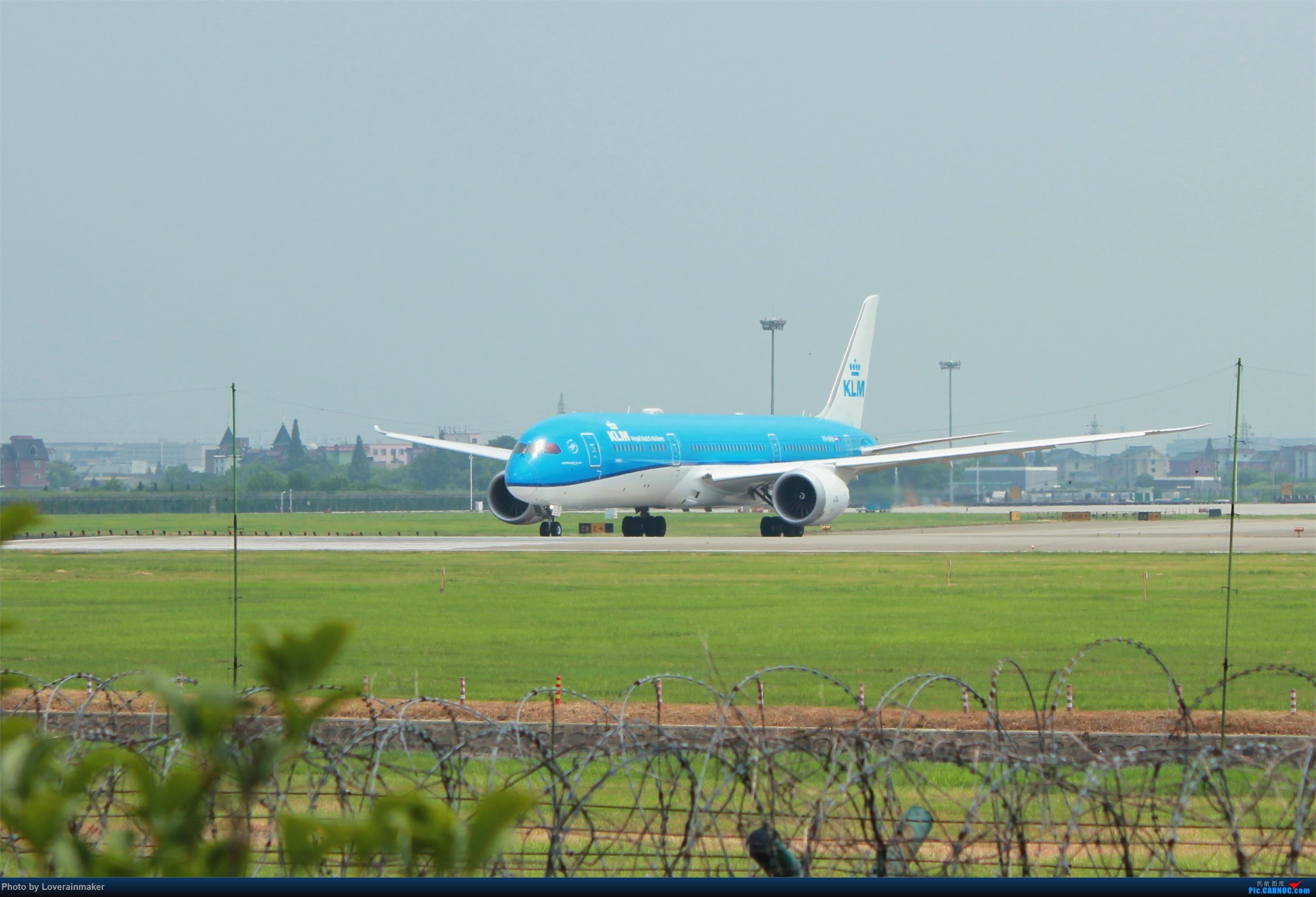 Re:[原创]HGH 杭州萧山国际机场 25 跑道头拍机 B787-9