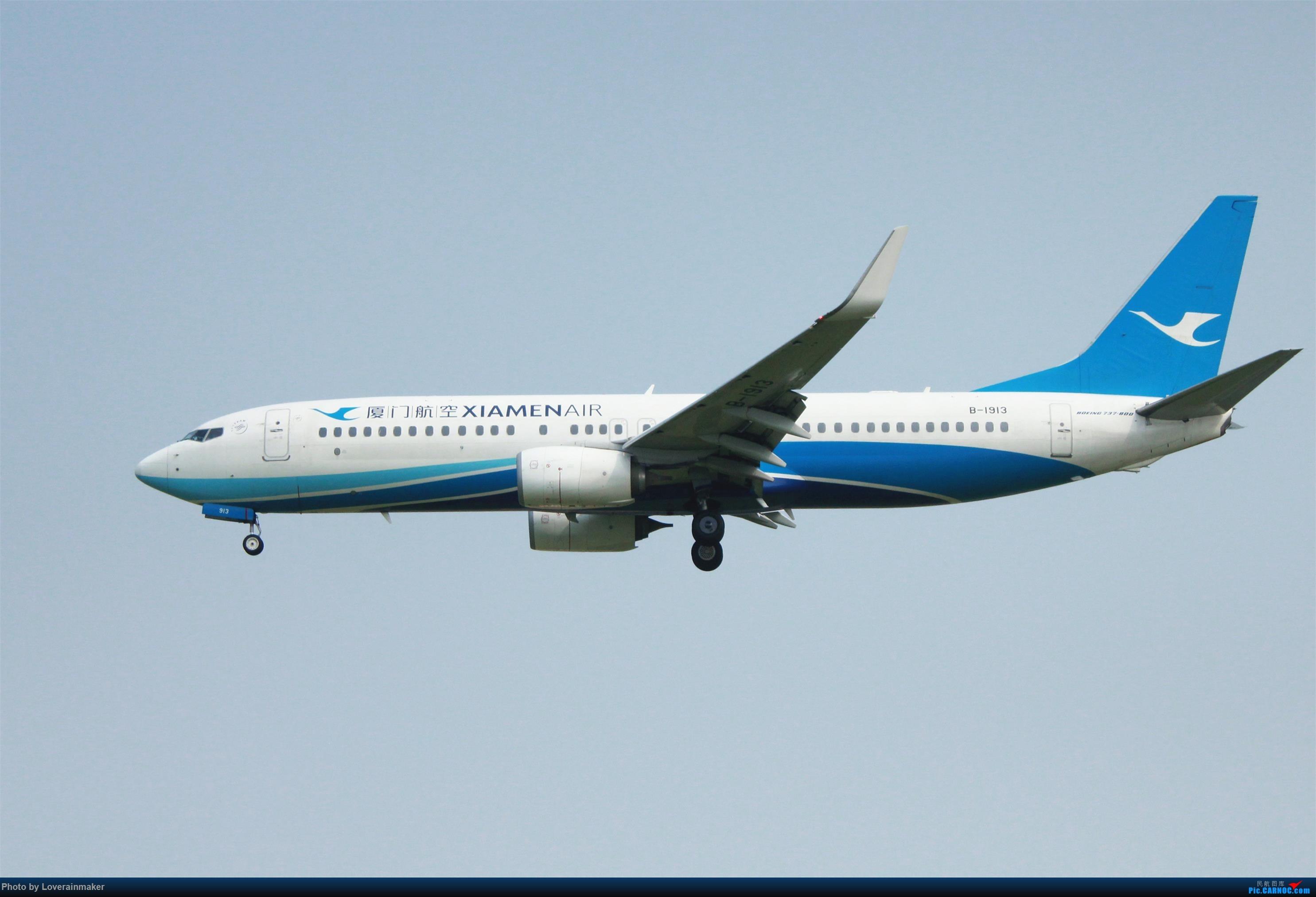 Re:[原创]HGH 杭州萧山国际机场 25 跑道头拍机 B737-800