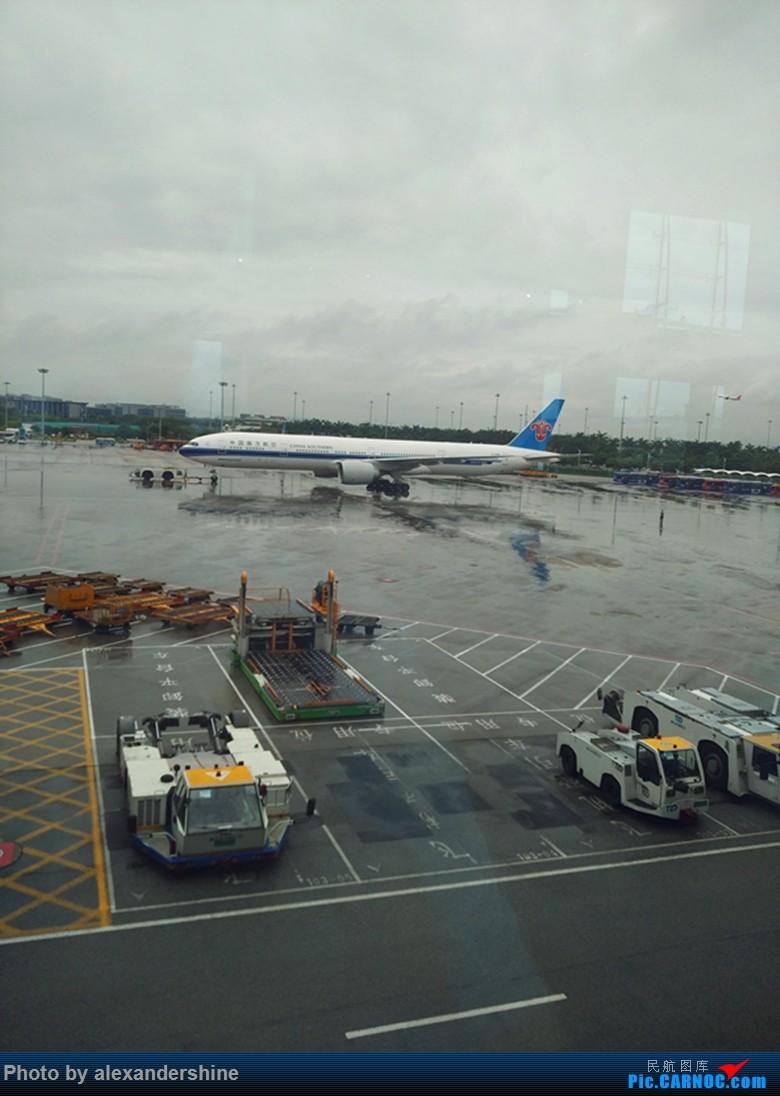 Re:[原创]越南越美 第一次体验南航非正常航班的处理 BOEING 777