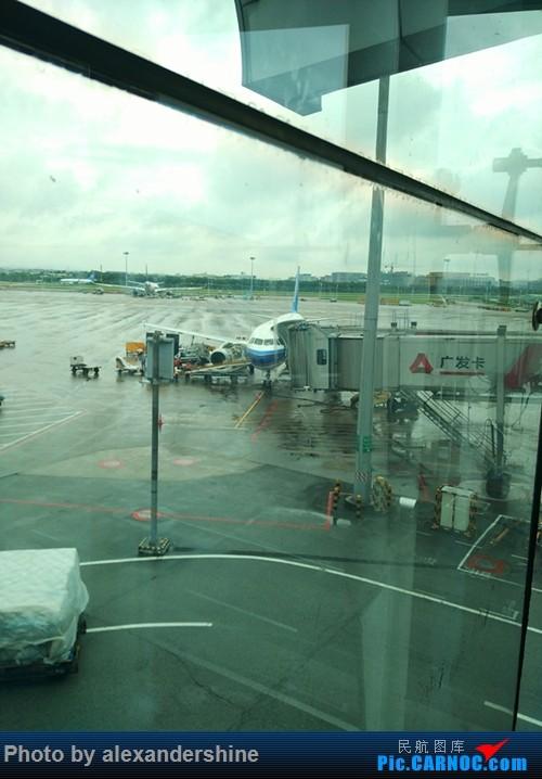 Re:[原创]越南越美 第一次体验南航非正常航班的处理    中国广州白云国际机场