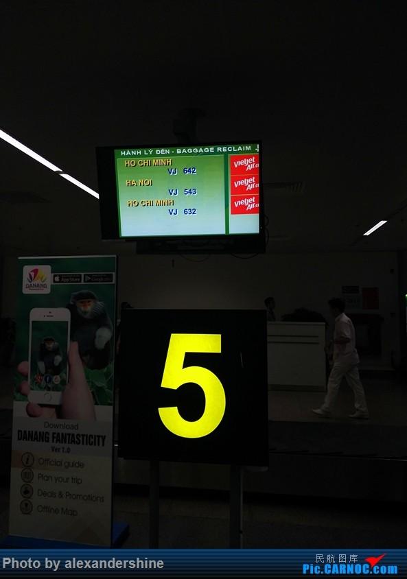Re:[原创]越南越美 第一次体验南航非正常航班的处理    越南岘港国际机场