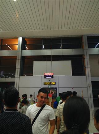 Re:越南越美 第一次体验南航非正常航班的处理