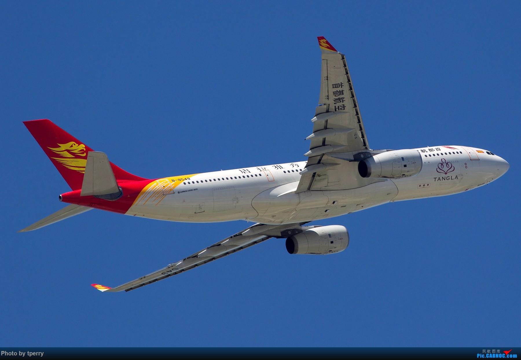 Re:【1800大图】蓝天来好货的机会可真不多 关键词:汉莎拜仁 米老鼠 达美天合 AIRBUS A330-200 B-8549 中国北京首都国际机场