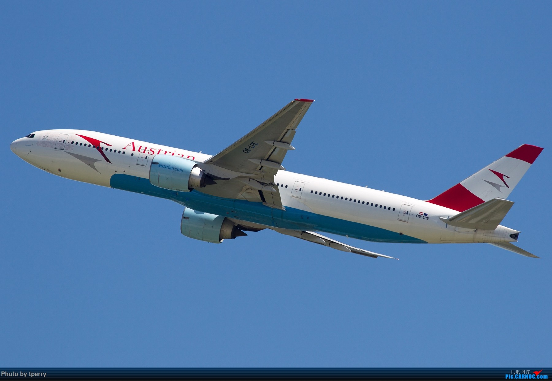 Re:【1800大图】蓝天来好货的机会可真不多 关键词:汉莎拜仁 米老鼠 达美天合 BOEING 777-200 OE-LPE 中国北京首都国际机场