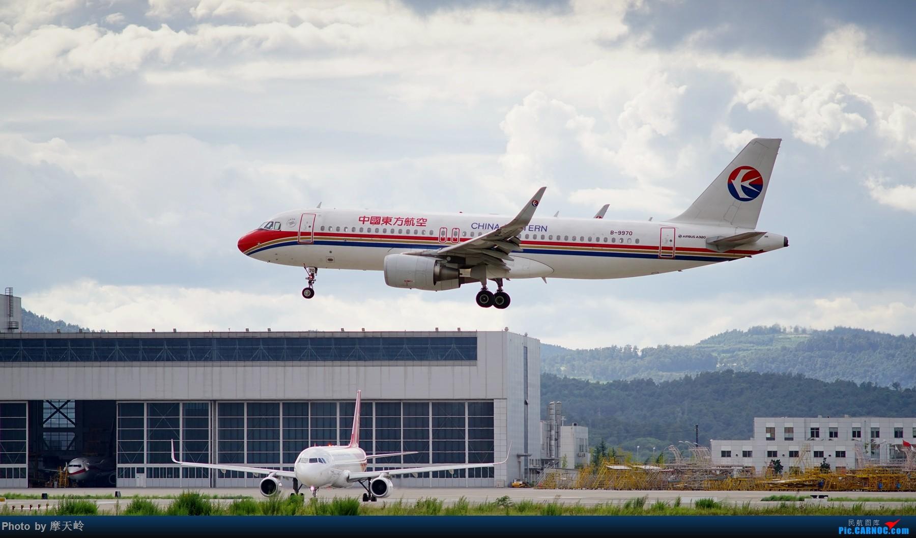 Re:[原创]kmg 长水东跑道 AIRBUS A320-200 B-9970 中国昆明长水国际机场