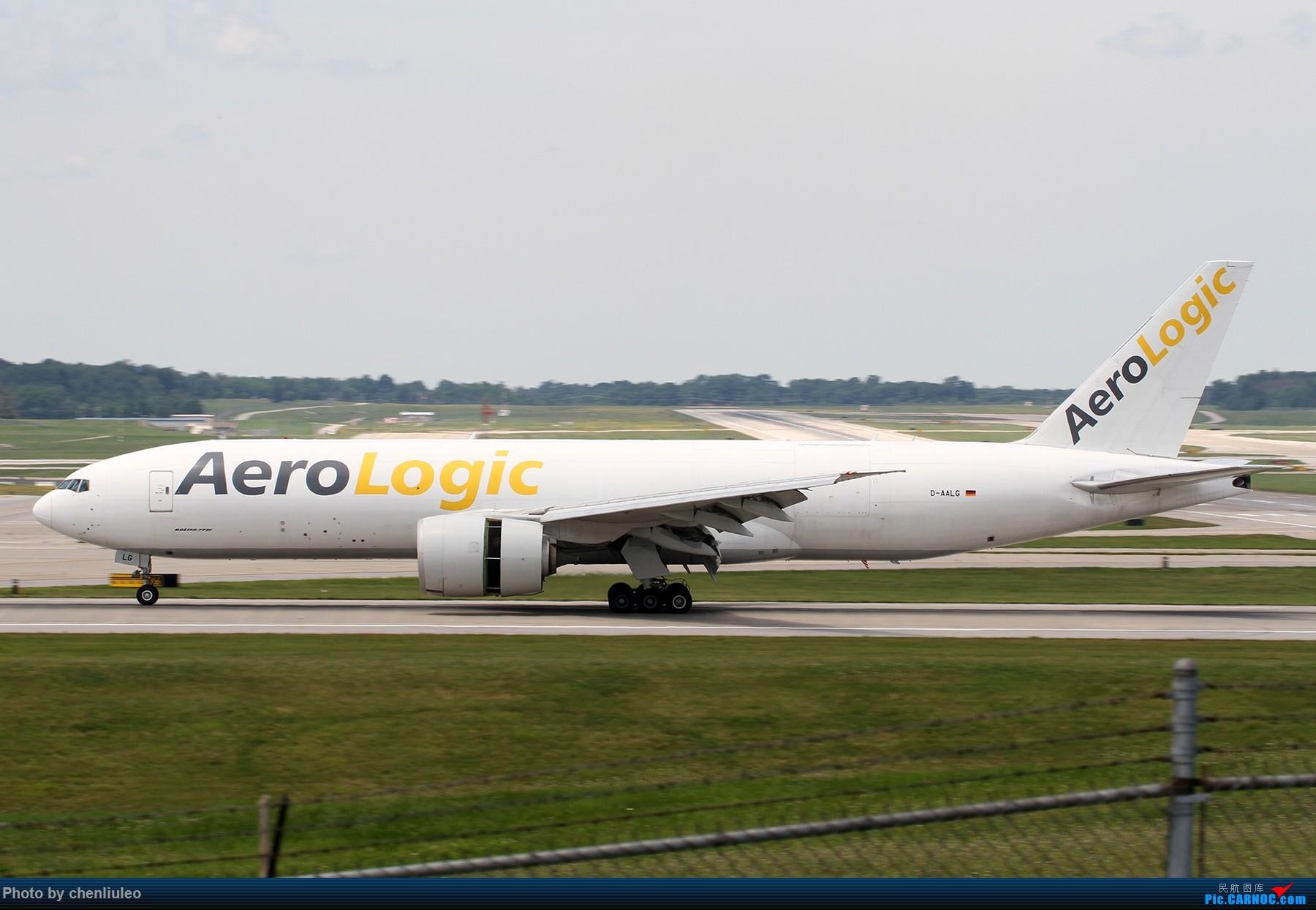 Re:[原创]【北美飞友会】辛辛那提北肯塔基国际机场 货机的天堂 BOEING 777F D-AALG 美国辛辛那提-北肯塔基国际机场
