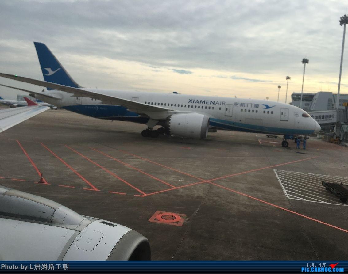 Re:[原创]【厦门飞友】King16:暑期泰国,大马游玩往返升舱。上集(国泰A359飞曼谷,升超经体验) BOEING 787-8 B-2769