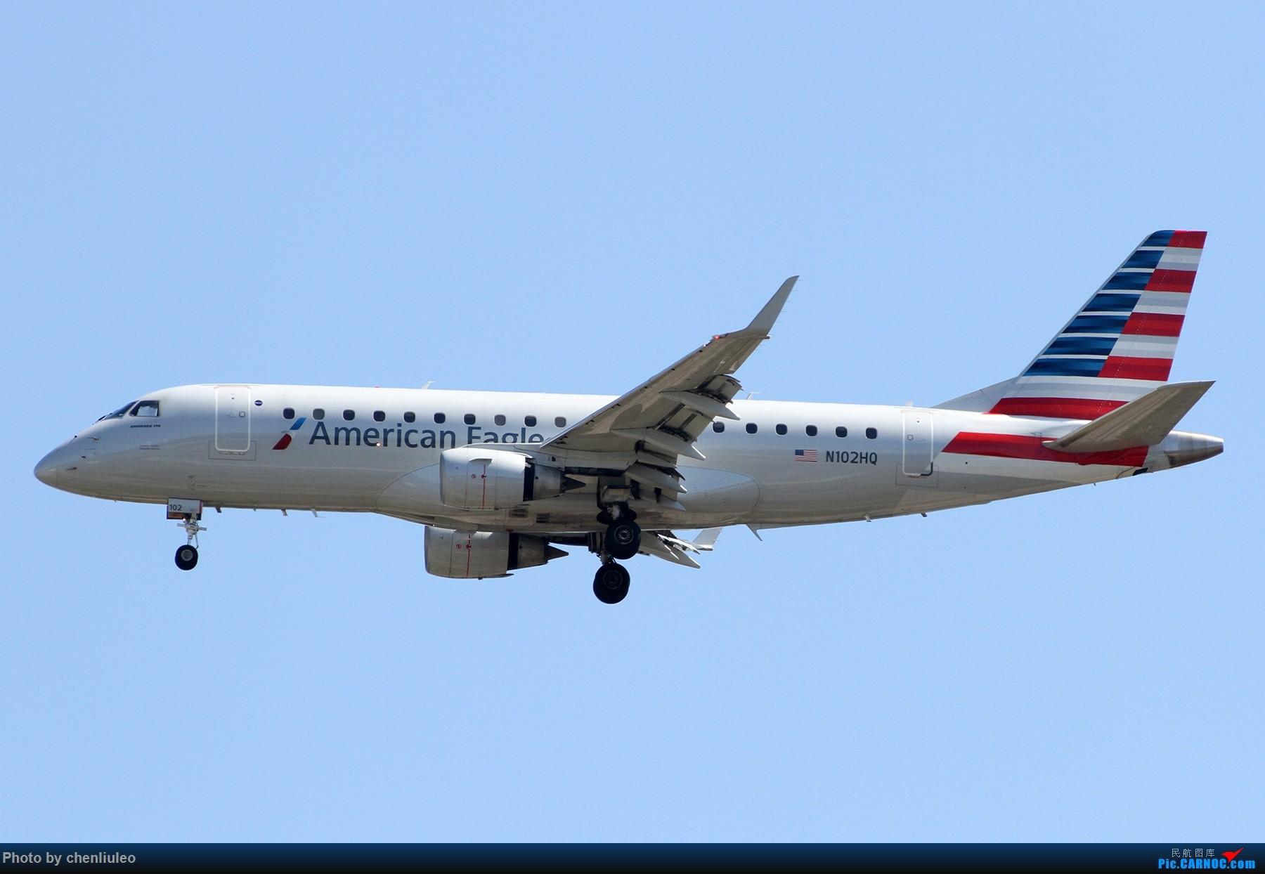 Re:[原创]【北美飞友会】本来是去等西南航空的新加州一号彩绘 结果有意外惊喜 美军C-40C EMBRAER E175 N102HQ 美国圣路易斯机场