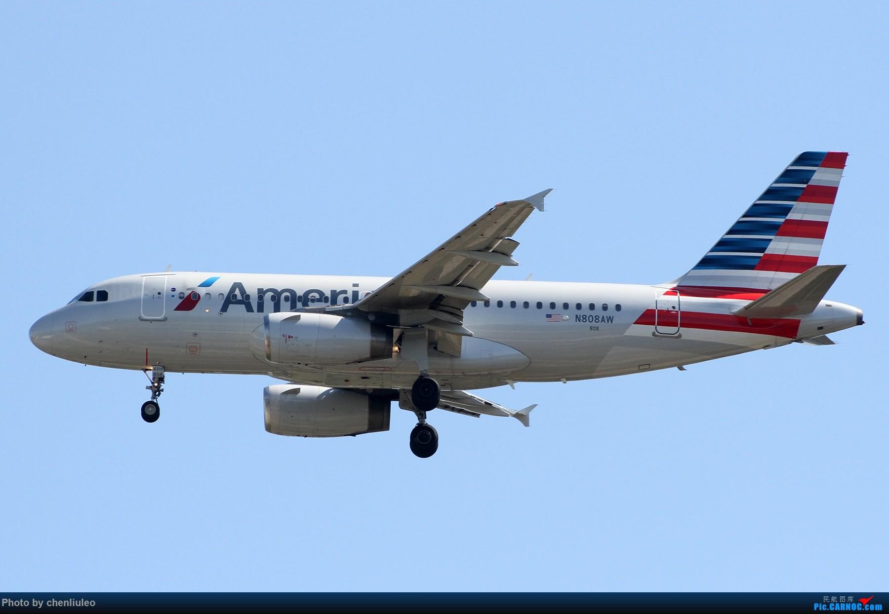 Re:【北美飞友会】本来是去等西南航空的新加州一号彩绘 结果有意外惊喜 美军C-40C AIRBUS A319-100 N808AW 美国圣路易斯机场