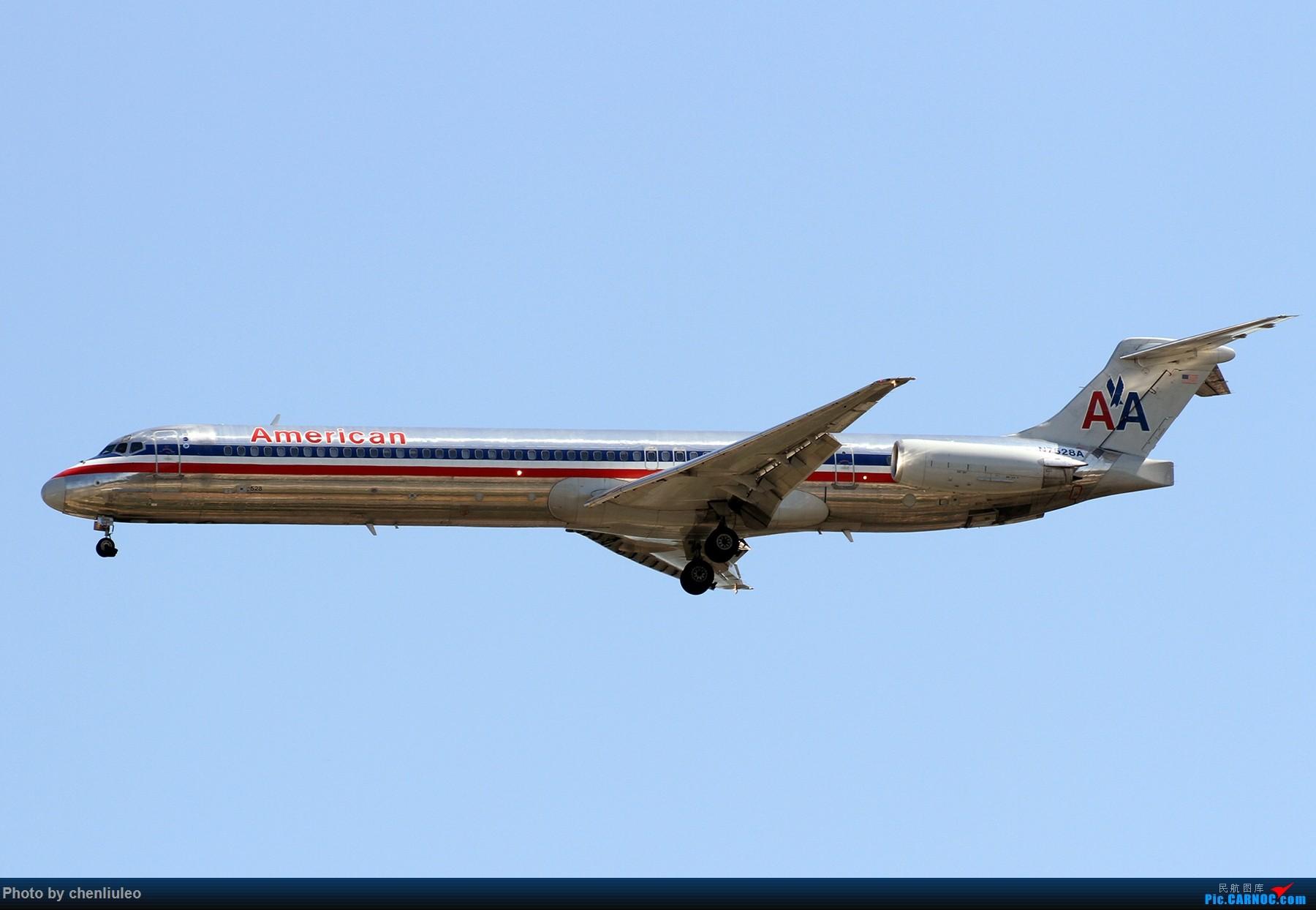Re:[原创]【北美飞友会】本来是去等西南航空的新加州一号彩绘 结果有意外惊喜 美军C-40C MD MD-80-82 N7528A 美国圣路易斯机场
