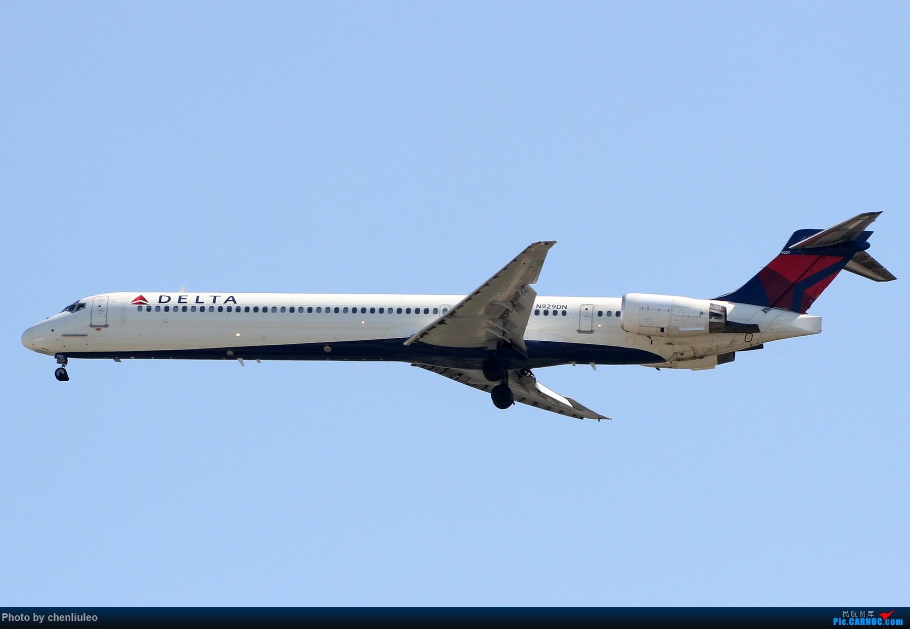 Re:【北美飞友会】本来是去等西南航空的新加州一号彩绘 结果有意外惊喜 美军C-40C MD MD-90-30 N929DN 美国圣路易斯机场
