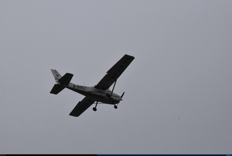 [原创]B-9257Cessna 172R CESSNA 172R B-9257 中国广汉机场