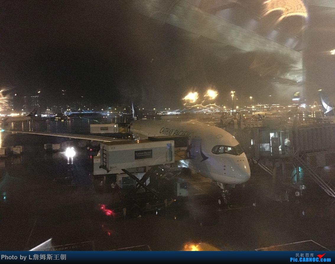 Re:[原创]【厦门飞友】King16:暑期泰国,大马游玩往返升舱。上集(国泰A359飞曼谷,升超经体验)