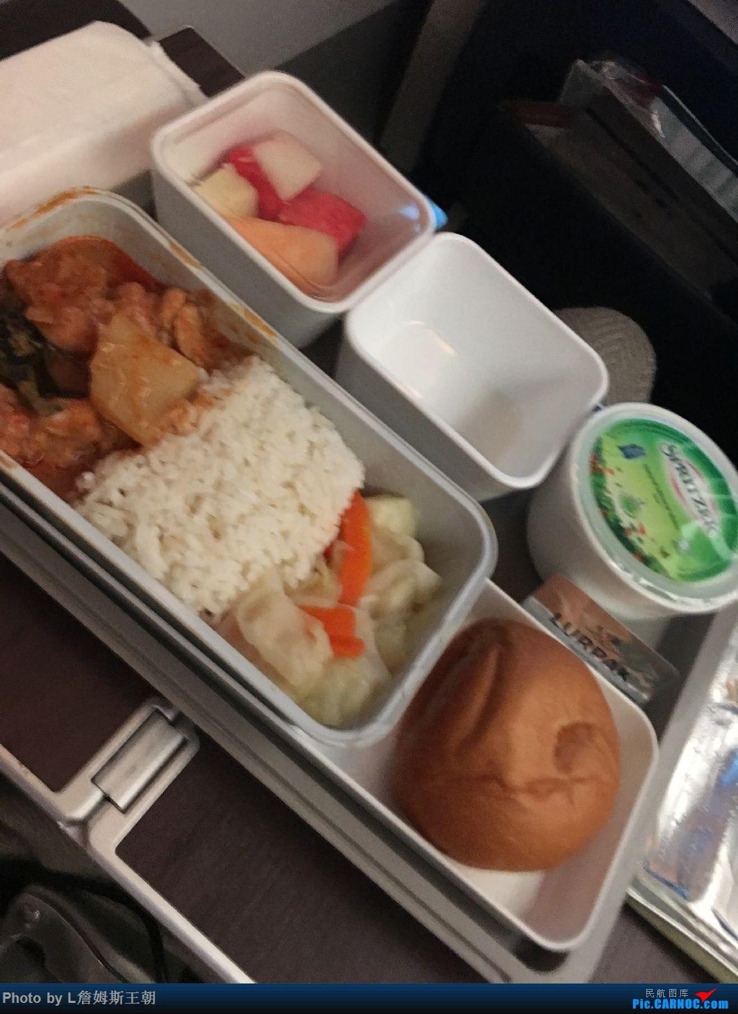 Re:【厦门飞友】King16:暑期泰国,大马游玩往返升舱。上集(国泰A359飞曼谷,升超经体验) AIRBUS A350-900 B-LRN