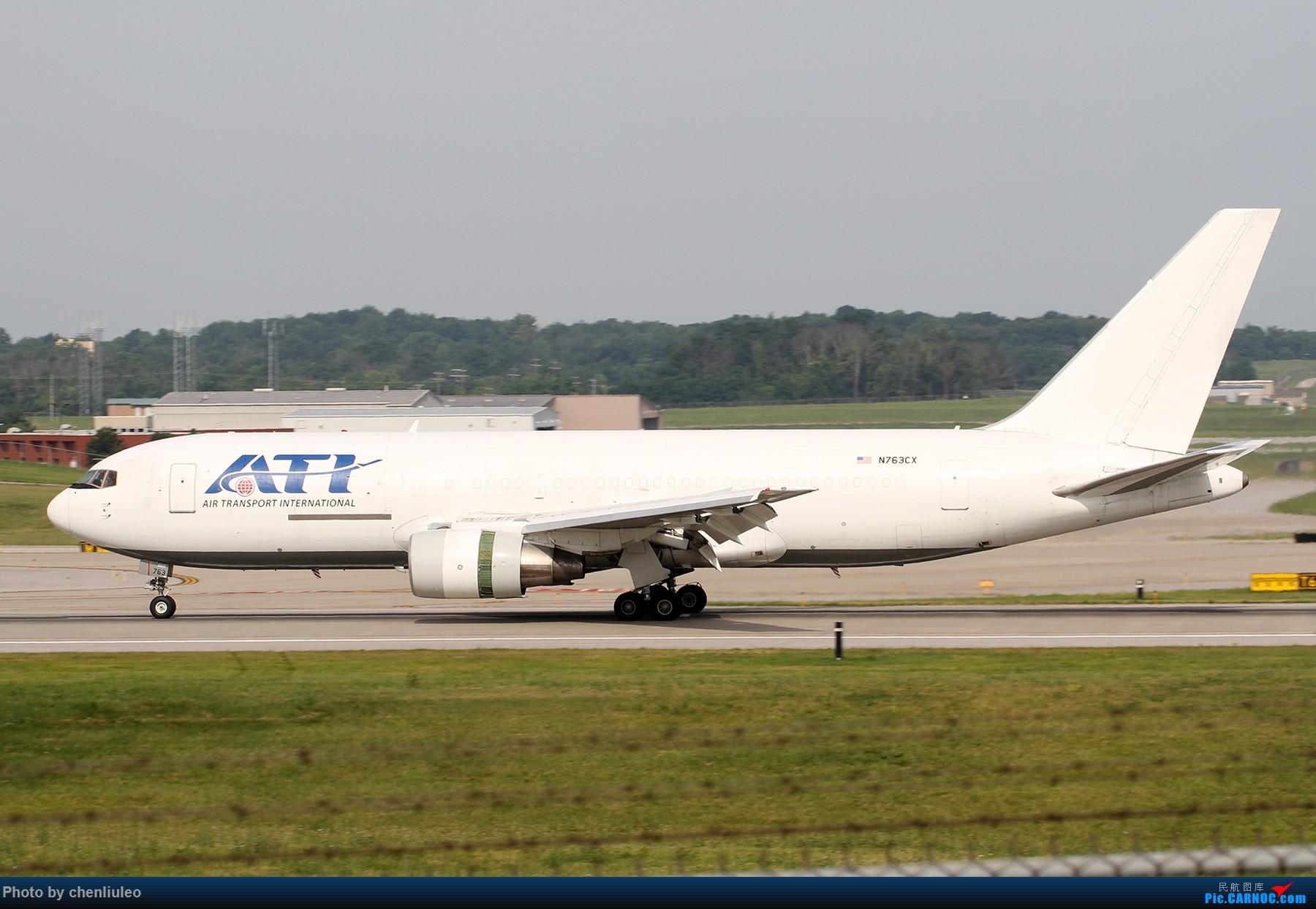 Re:[原创]【北美飞友会】辛辛那提北肯塔基国际机场 货机的天堂 BOEING 767-200 N763CX 美国辛辛那提-北肯塔基国际机场