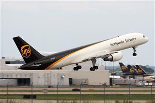 Re:【北美飞友会】肯塔基州路易斯维尔 UPS的大本营 深棕色尾巴让你一次看个够