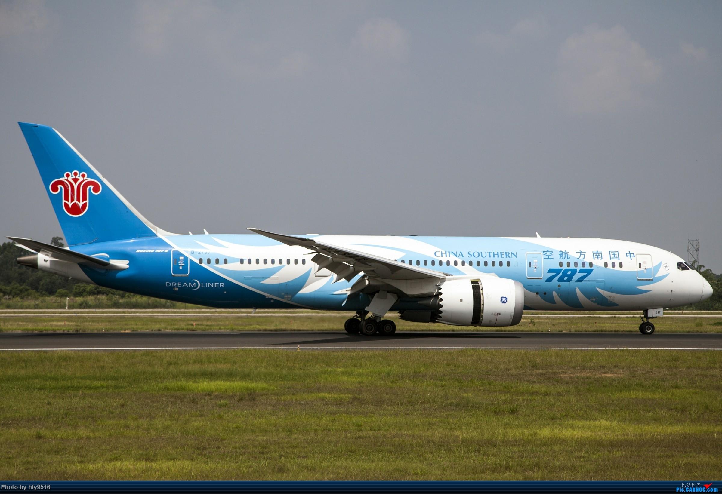Re:[原创]【CTU】羡慕内场小黄车还有听说CA748来了 BOEING 787-8 B-2787 中国成都双流国际机场
