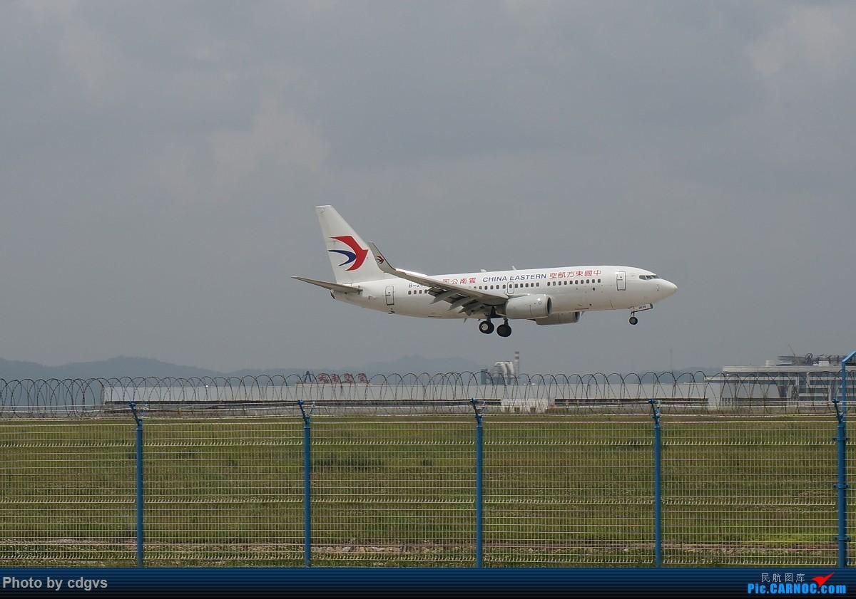Re:[原创]【KMG】阴天独游长水,有宽体,有彩绘 BOEING 737-700 B-2639 中国昆明长水国际机场