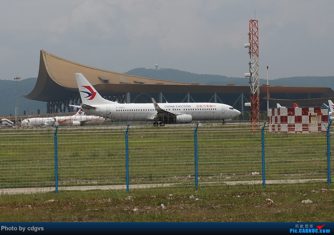 Re:[原创]【KMG】阴天独游长水,有宽体,有彩绘 BOEING 737-800 B-5689 中国昆明长水国际机场